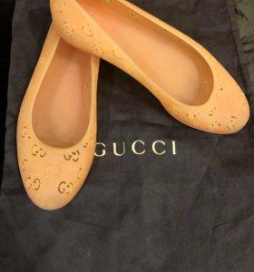 Балетки  Gucci