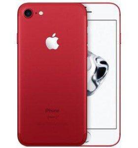 Айфон 7 ред, 128 гб