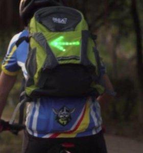 Рюкзак для велосипедиста. Сохрани себе жизнь!