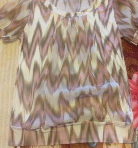 Блузка беременным