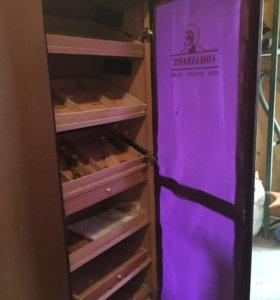 Шкаф под сигары и сигариллы