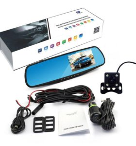 Автомобильный видеорегистратор-зеркало заднего вид
