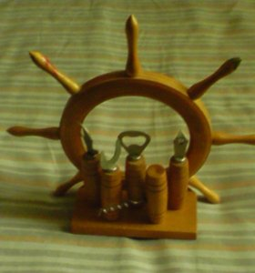 Барный сувенир из 5 предметов, винтаж