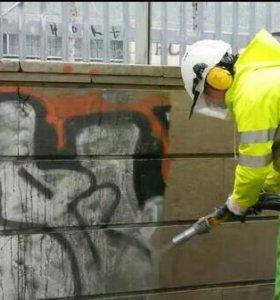 Очистка и покраска фасадов