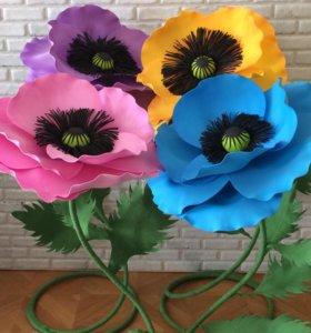 🦋🌸Авторские ростовые цветы & Decor🌸🦋