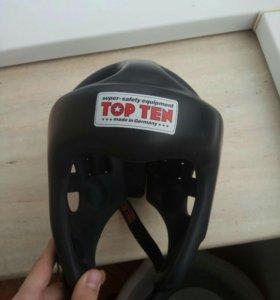 Шлем Top Ten черный