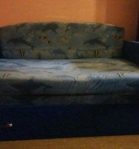 Даром диван.срочно.
