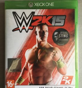 Wrestling 2015 Xbox one