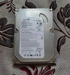 Жёсткий диск 120 гигабайт баракуда 7200.9