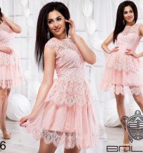 Новое платье к выпускному