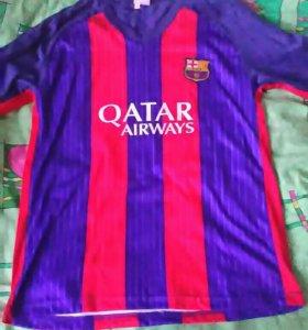 Футбольная форма Барселоны