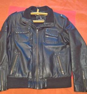 Bruno Banani кожаная куртка
