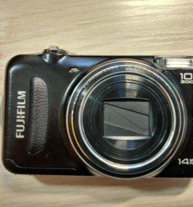 Фотоаппарат FujifilmFinePix T200 14Мп 10x opt.zoom