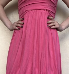 Розовое платье BHS Tammy