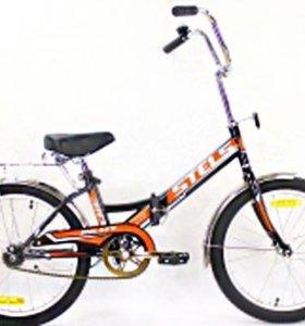 """Новый велосипед 20"""" STELS Pilot-310"""