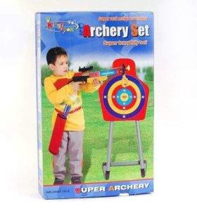 Арбалет со стрелами