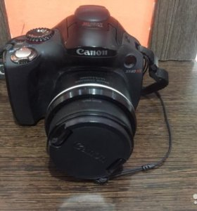 Фотоаппарат Canon Sx40 HS В идеале,комплект