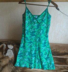 Сарафан, платье reebok