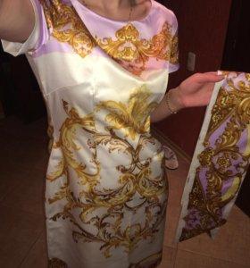 Очень красивое платье Лав Репаблик