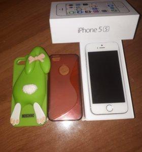 Айфон 5s на 16 gb