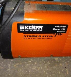 Сварочный аппарат KEMPPI MASTER 202