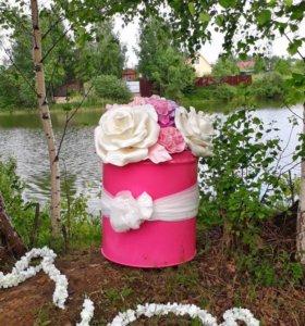 Декор (для сада,свадьбы,интерьера)