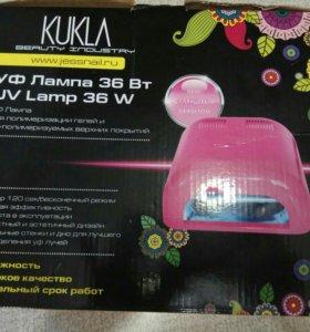 Уф лампа KUKLA 36Вт