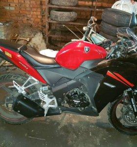 Мотоцикл ZF 250-2