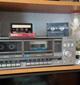 Sanyo RD W340 (Hi-Fi Stereo)