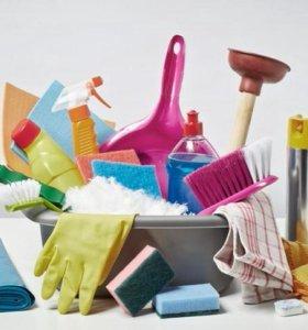 Качественная уборка  квартир, домов, мойка окон