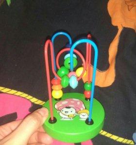 Лабиринт маленький для детей