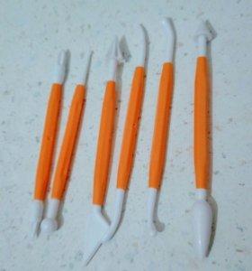 Стеки.Инструменты для мастики.