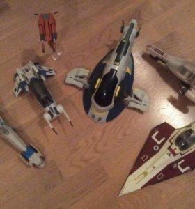 Корабли из звездных воинов (star wars)