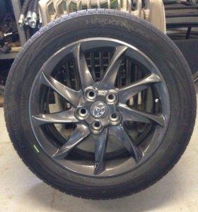 215 55 17 Комплект колес Toyota Camry