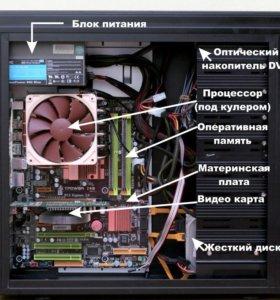 Комплектующие (компьютер)