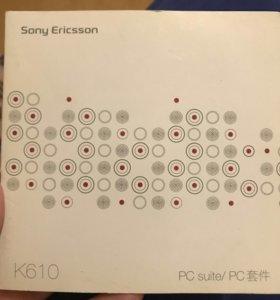 Драйвер Sony Ericsson K610