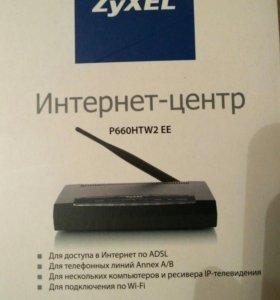 Wi-fi роутер от городского телефона