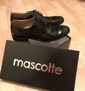 Туфли/ботинки мужские mascotte 45 р-р