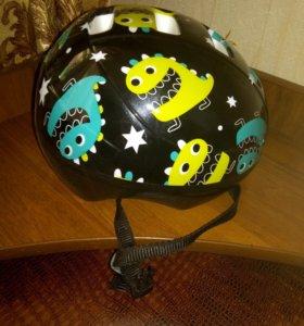 Шлем велосипедный новый