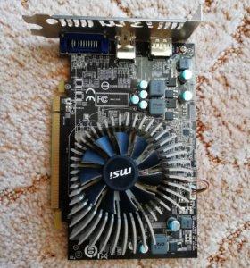 Видеокарта MSI hd5670