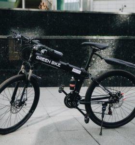 Велосипеды на литых дисках и спицах