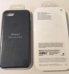 Apple Silicone Case iPhone 7/8