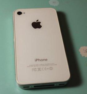 iPhone 4s 64 gb полный комплект