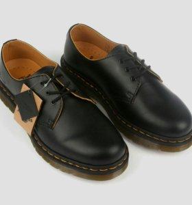 Новые Туфли Доктор Мартинс