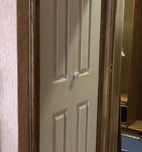 Дверь раскладушка