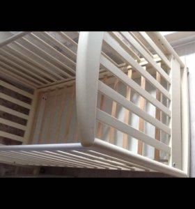 Кроватка Джованни papaloni
