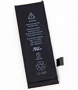 Аккумуляторная батарея для iPhone 5SE оригинал