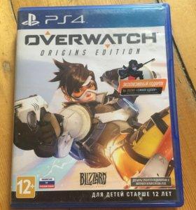 Overwatch на PlayStation 4