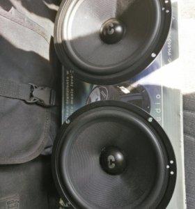 Мидбасы CDT Audio ES-6