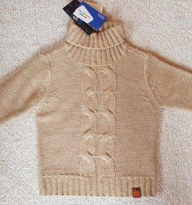 Новый свитер 98 р-р